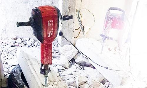 ההבדלים בין ציוד לקידוח בטון לבין כלים לעבודות קידוח ביתיות