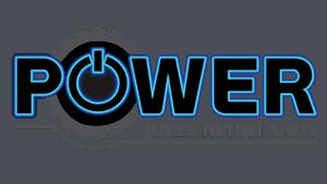 POWER ניסור וקידוח בטון לוגו