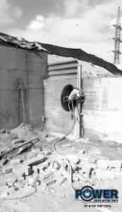 ניסור יהלום בבטון