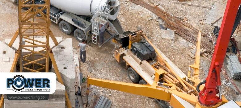 הכלים הכבדים שצריך בבניית מבנים