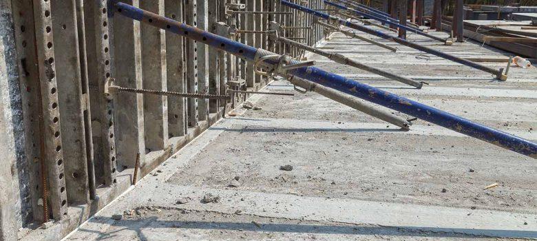 חיזוק מבנים מבטון