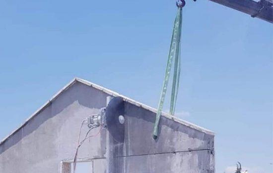ניסור מבנים מבטון