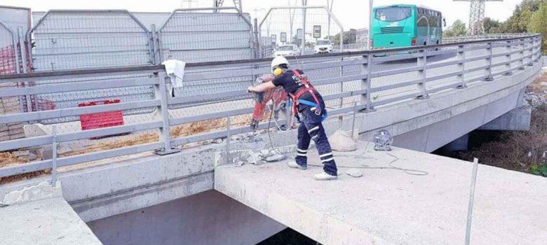 ניסור קורות בטון
