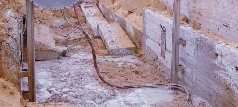 קבלני ניסור בטון